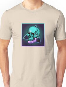 Sci-fi Skull Unisex T-Shirt