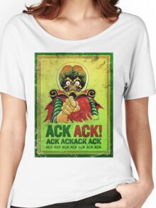 Mars Attack - ACK ACK! Women's Relaxed Fit T-Shirt