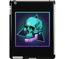 Sci-fi Skull iPad Case/Skin