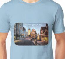 Rothenburg ob der Tauber Unisex T-Shirt