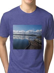 A Place to Reflect Tri-blend T-Shirt
