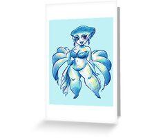 Princess Ruto Drawing Greeting Card