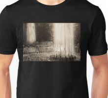 Brilliant Silver Fountains, Dancing in the Sunshine Unisex T-Shirt