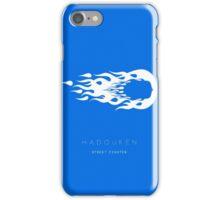 Hadouken Minima iPhone Case/Skin