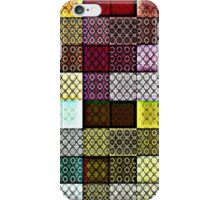 The Weave, Crazy Quilt iPhone Case/Skin