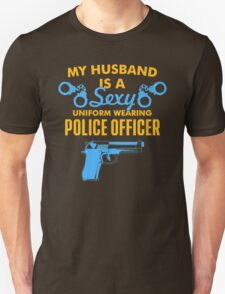 My Husband Is A Sexy T-Shirt