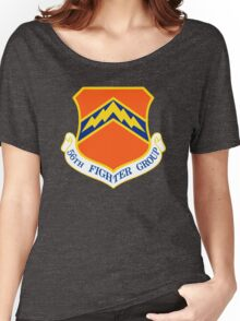 56th Fighter Wing Shield Women's Relaxed Fit T-Shirt