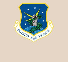 "91th Missile Wing ""Poised for Peace"" Unisex T-Shirt"