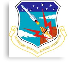 704th Strategic Missile Wing  Canvas Print