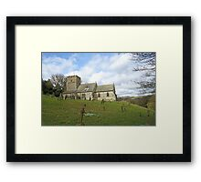 Kirby Underdale Church Framed Print