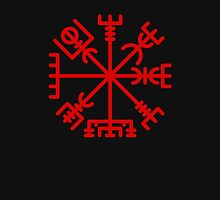 Vegvisir Red Unisex T-Shirt
