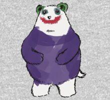 Shy Bear (Joker) One Piece - Long Sleeve