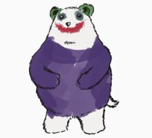 Shy Bear (Joker) One Piece - Long Sleeve