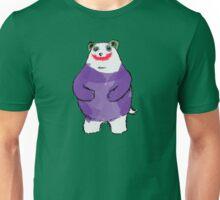 Shy Bear (Joker) Unisex T-Shirt