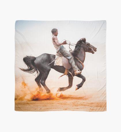 """The Ride- Santa Teresa Races"" Scarf"