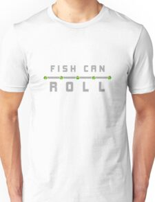 Fish Can Roll - Nuclear Throne T-Shirt