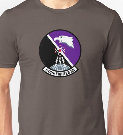 "510th Fighter Squadron ""Buzzards"" - Aviano AB Unisex T-Shirt"