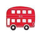 London Bus by Alex Cola