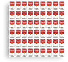 Campbell Soup Canvas Print