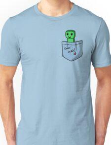 Pocket Creeper Unisex T-Shirt