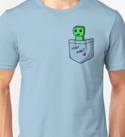 Pocket Creeper Unisex T-Shirt