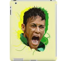 Neymar is Brazil iPad Case/Skin