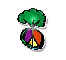 tree peace Photographic Print