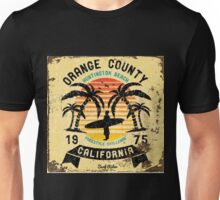 ORANGE COUNTY SURF SURFING Unisex T-Shirt