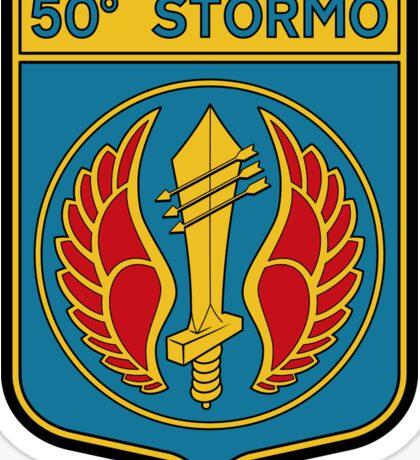 50° Stormo Aeronautica Militare Sticker