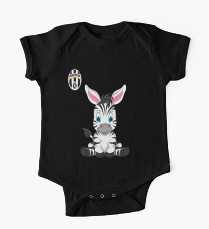 Juventus Fc Baby supporter One Piece - Short Sleeve