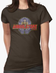 Team Exterminus Womens Fitted T-Shirt