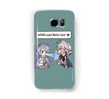Azura used Water Gun! [Fire Emblem Fates x Pokémon] Samsung Galaxy Case/Skin