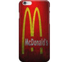 Mc Donalds  iPhone Case/Skin