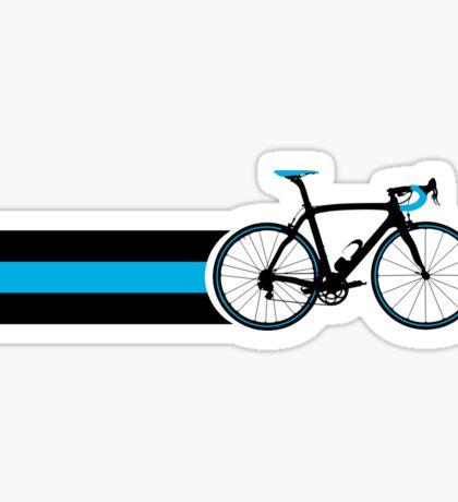 Bike Stripes Team Sky Sticker