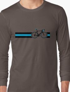 Bike Stripes Team Sky Long Sleeve T-Shirt