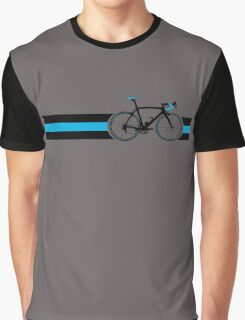 Bike Stripes Team Sky Graphic T-Shirt