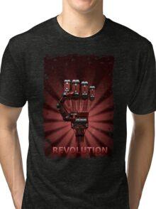 Robot Revolution Tri-blend T-Shirt