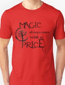 Once upon a time-quote Unisex T-Shirt