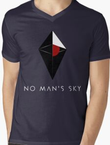 No Man's Sky Mens V-Neck T-Shirt