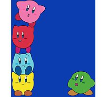 Kirby Totem Photographic Print
