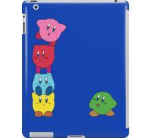 Kirby Totem iPad Case/Skin