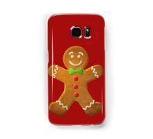 Gingerbread man Samsung Galaxy Case/Skin