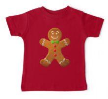 Gingerbread man Baby Tee