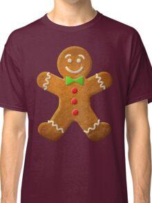 Gingerbread man Classic T-Shirt
