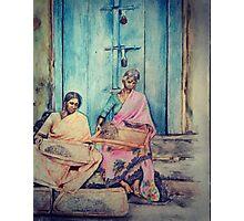 womens Photographic Print
