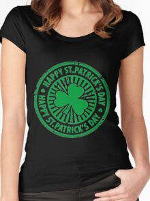 ST PATRICKS DAY Women's Fitted Scoop T-Shirt