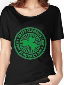 ST PATRICKS DAY Women's Relaxed Fit T-Shirt