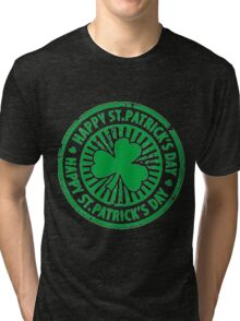 ST PATRICKS DAY Tri-blend T-Shirt