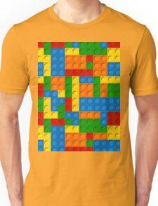 plastic blocks Unisex T-Shirt
