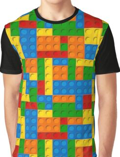 plastic blocks Graphic T-Shirt